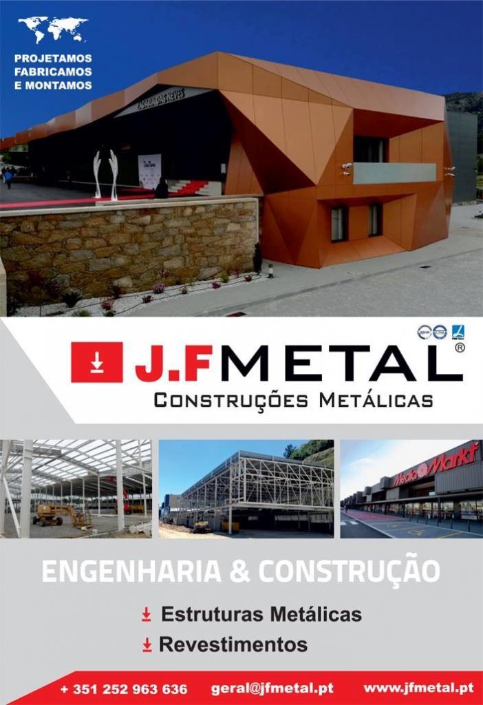 J.F.Metal - Construçãoes Metálicas - Joaquim Pereira Fernandes, Sociedade Unip, Lda