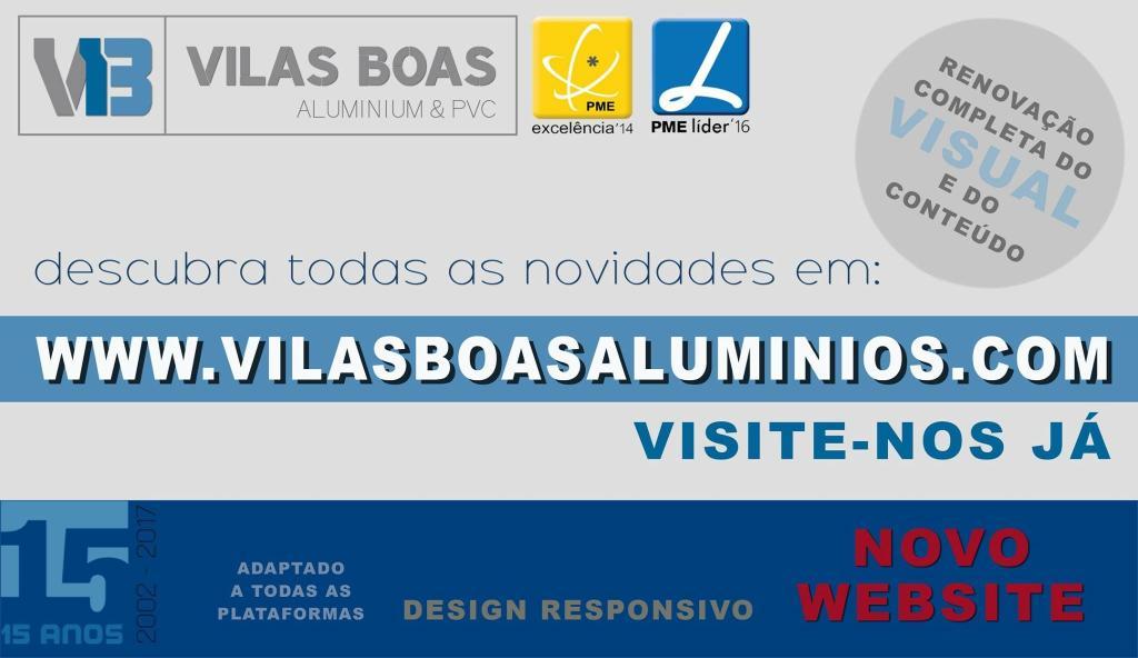 Vilas Boas Alumínios , Lda