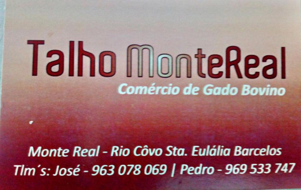 Talho Monte Real
