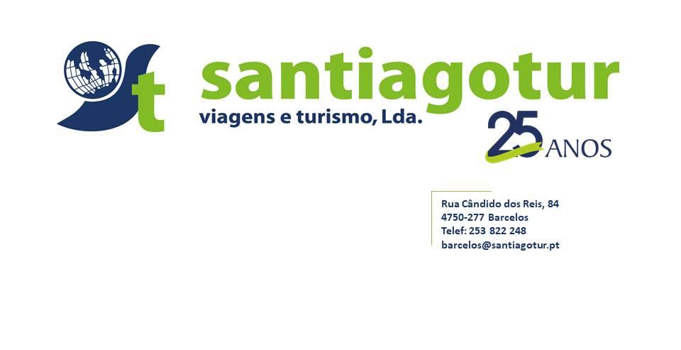 Santiagotur Viagens e Turismo, Lda